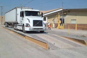 FT2-PV Portable Vehicle Truck Scale