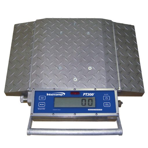 Portable Wheel Weigher For Rental