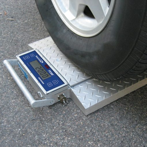 Portable Wheel Weigher Weighing Truck Wheel