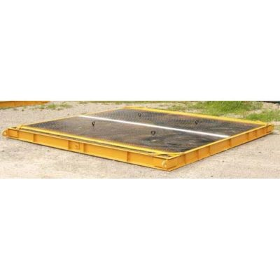 Rent: Portable Axle Scale - 10' long x 10' wide (monthly)