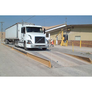 Portable Truck Scale - 30' x 10' 80 ton Gross Capacity (35 ton CLC / 3 Sections)