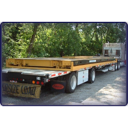 USED 25' x 10' FT2-PV Portable Vehicle Scale 50 ton capacity
