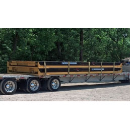 USED 50' x 10' FT2-PV Portable Vehicle Scale - 100 ton Gross Capacity