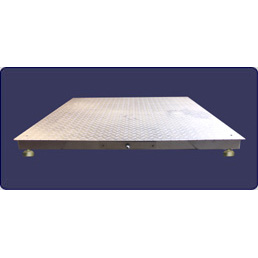 6,000 (x 1) lb 4'x4' Floor Scale (Weekly)