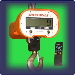 OCS(B) 40,000 lb (x 20) crane scale