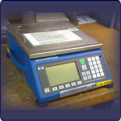Rent: GSE-675 Dual Counting Scale w/60 lb Sample (Weekly)